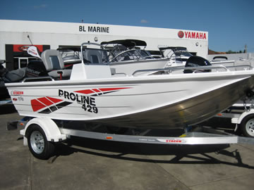 429S PROLINE ANGLER SIDE CONSOLE 2019 MODEL