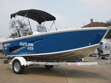 429 Outlaw Side-Console