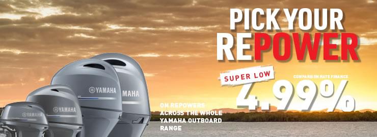 Yamaha boat finance bl marine for Yamaha outboard financing