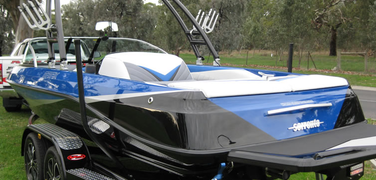 Boat Specifications Bl Marine
