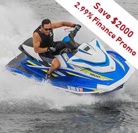 New Waverunners | Yamaha Waverunners | BL Marine